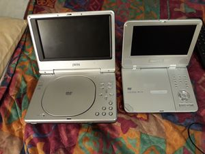 Portable DVD players for Sale in Dallas, TX