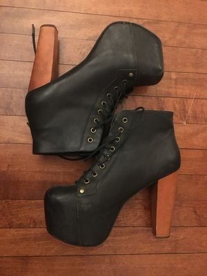Jeffrey Campbell Lita Boot - size 8.5 for Sale in Chicago, IL