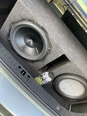 P3 subwoofer for Sale in Columbus, OH