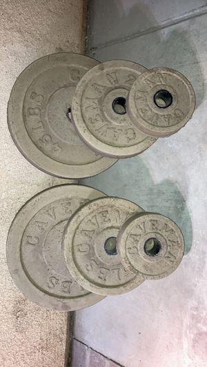 Olympic Weights for Sale in Riverside, CA