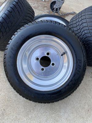 Golf cart wheel & tire for Sale in Riverside, CA