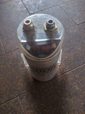 Capacitor scosche 500k micro farad capacitor for Sale in Shelbyville, TN