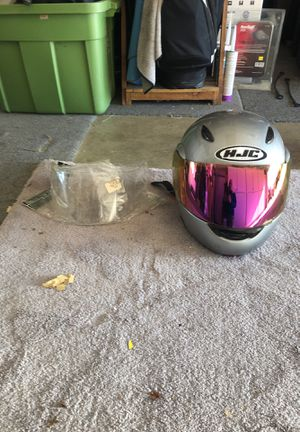 HJC helmet for Sale in Kingsburg, CA