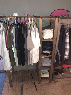 Portable Closet Organizer for Sale in Bothell, WA