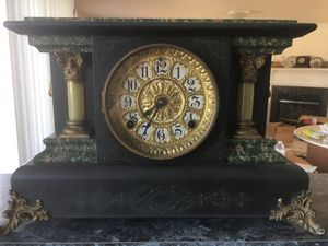 Antique Seth Thomas clock 1880 for Sale in Vancouver, WA