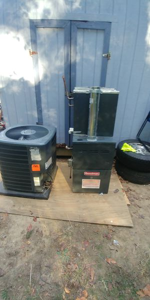 AC unit and heat for Sale in Dunkirk, MD