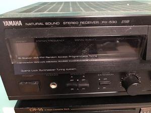 Yamaha Natural Sound AV Receiver RX-V530 (vintage) for Sale in Wilmington, MA