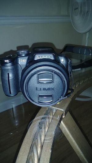 Panasonic Lumix FZ40 for Sale in Marietta, GA