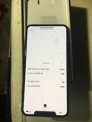 iPhone 11x 256Gb AT&T for Sale in Laguna Niguel, CA