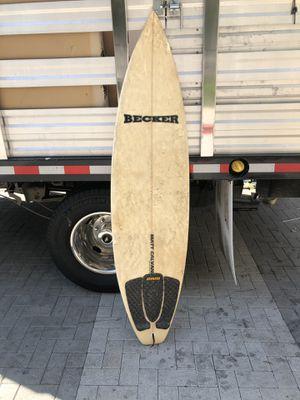 Surfboard Becker Matt calvani shapes for Sale in South Gate, CA