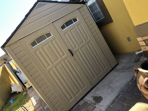 7' by 7' Rubbermaid shed for Sale in Tolleson, AZ