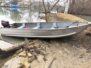 16' fishing boat for Sale in Grosse Ile Township, MI