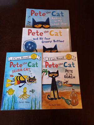 Pete the cat books for Sale in Virginia Beach, VA