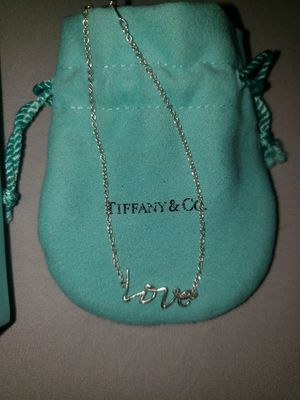 """Tiffany & Co """"Love"""" bracelet for Sale in Phoenix, AZ"""