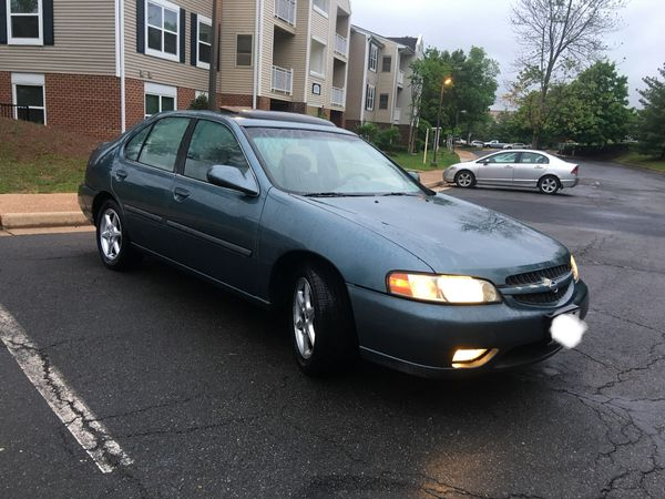 2001 Nissan Altima SE, Clean title ,New Va Inspection and Emissions