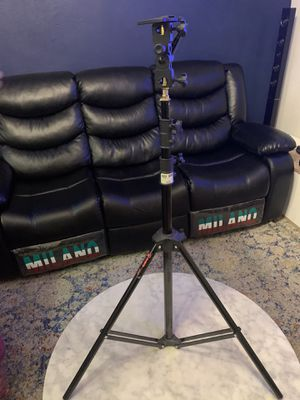 "Westcott #750 7'5"" Lighting Tripod - Black - PHOTO {url removed} - for Sale in Queens, NY"