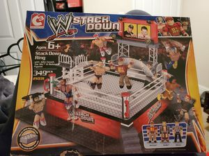 Wwe c3 stackdown ! for Sale in Fresno, CA
