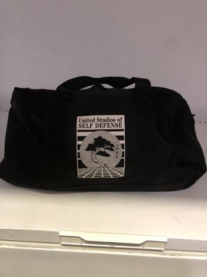 United Studios Of Self Defense Workout Duffle Bag for Sale in Sammamish, WA