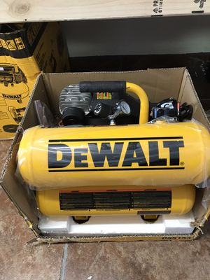 Dewalt Compressor for Sale in Bakersfield, CA