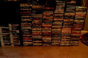 Approx 300 DVDs and 54 Xbox 360 games for Sale in Phoenix, AZ