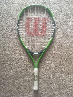 Wilson Tennis Racket for Sale in Quincy, MA