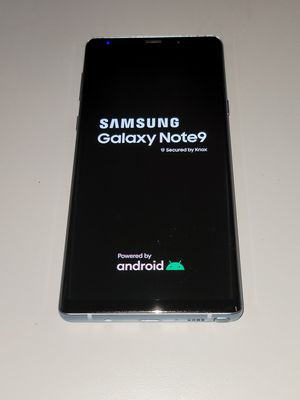 Samsung galaxy note 9 for Sale in Houston, TX