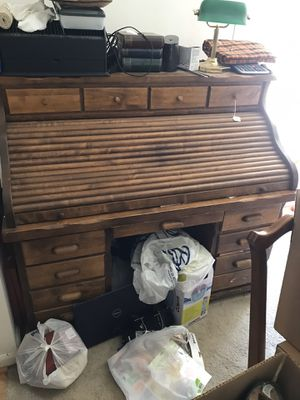 Roll top desk for Sale in Essex, MD
