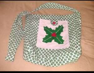 Handmade Christmas tote bag. for Sale in Bluffdale, UT