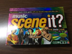 Scene it? Board game for Sale in Dearborn, MI
