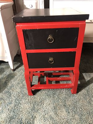 Cute nightstand for Sale in West Somerville, MA