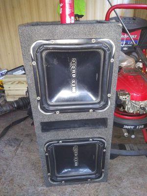 Speakers mtx for Sale in Vernonburg, GA