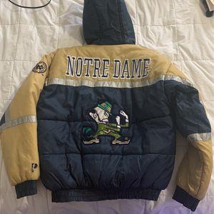 Notre Dame Jacket for Sale in Blythewood, SC