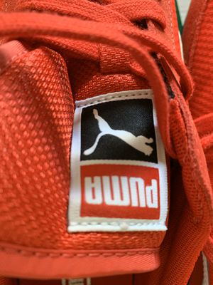 Puma Whirlwind Style Sneakers, size 11 in Red. for Sale in Alpharetta, GA