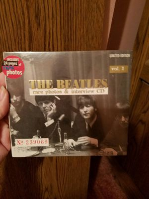 Beatles collectable CD for Sale in Florence, KY