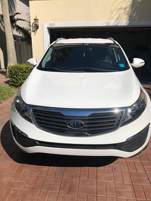 2011 KIA Sportage for Sale in Hollywood, FL