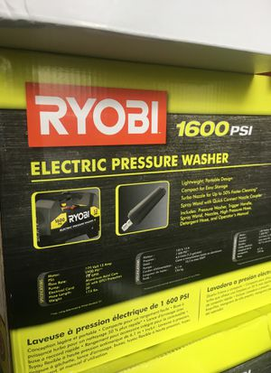 Portable pressure washer for Sale in Oakland, CA