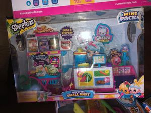 Shopkins : small mart mini pack for Sale in Charlotte, NC