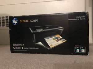 HP Deskjet D2660 Printer (Still in Box) for Sale in Washington, DC