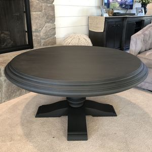 Solid wood round coffee table for Sale in Vancouver, WA