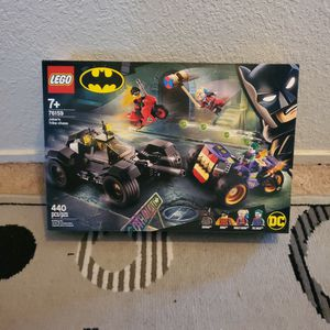 New Lego Batman Joker's Trike Chase Set ($50 Value) for Sale in Ripon, CA