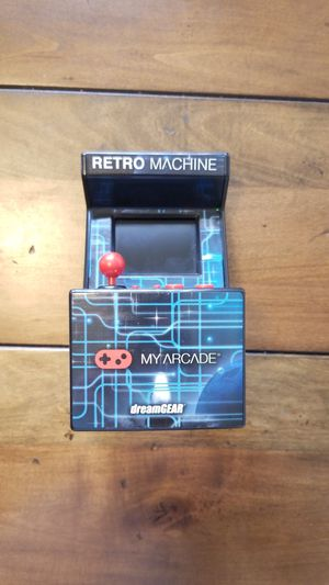 Retro arcade handheld game 100+ games for Sale in Puyallup, WA
