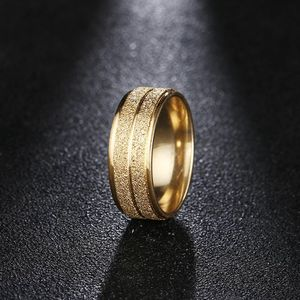 18K Gold plated Scrub Engagement Wedding Ring Jewelry for Sale in Los Angeles, CA