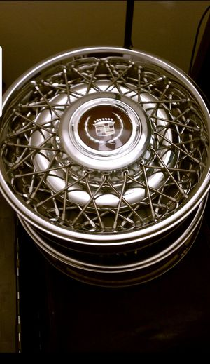 Cadillac Wheel Covers for Sale in Damascus, MD