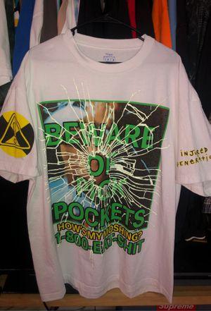 A$AP Rocky Testing Tour Merch T-Shirt for Sale in Corona, CA