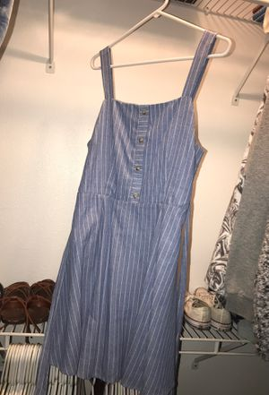 Blue and White Striped Dress for Sale in Lutz, FL