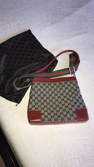 Vintage Gucci shoulder bag with added strap for Sale in Modesto, CA
