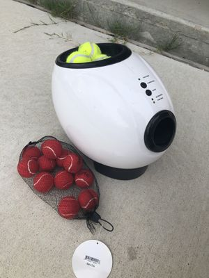 Automatic Ball Launcher for dogs for Sale in Austin, TX