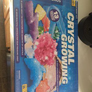Crystal growing kit NIB for Sale in Crofton, MD