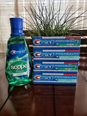 Crest Oral Care Deal!!!! for Sale in Katy, TX