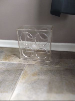Acrylic wine holder for Sale in Germantown, MD